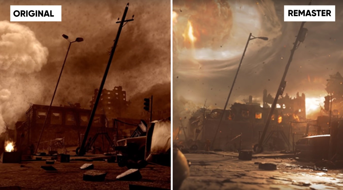 Call Of Duty Modern Warfare Volk