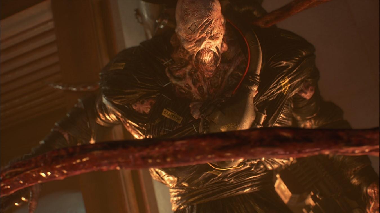 Nemesis Resident Evil 2 Remake Volk