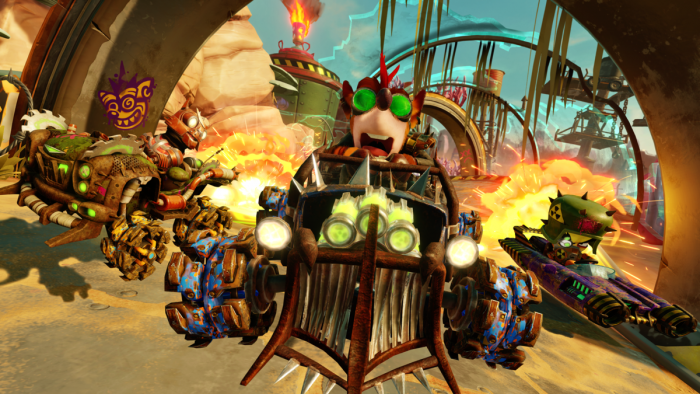 Crash Team Racing Nitro-Fueled VolkGames