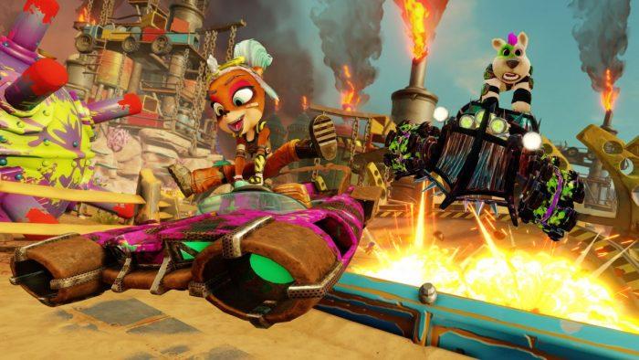 Crash Team Racing VolkGames