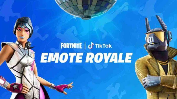 Fortnite-TikTok-Emote-Royale