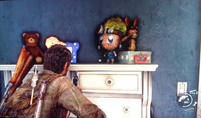Estar Eggs The Last Of Us