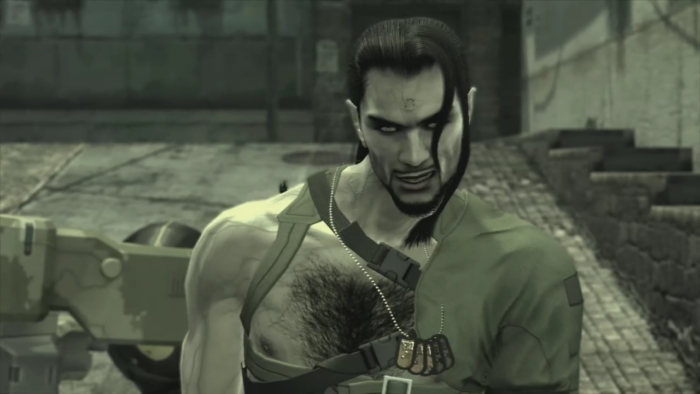 Vamp METAL GEAR SOLID