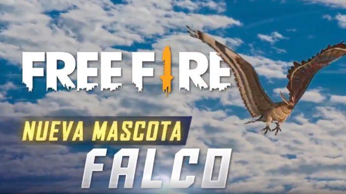 Free Fire Falco Volk