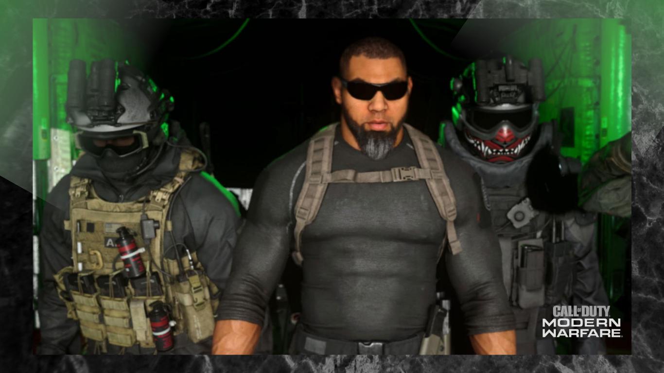 Shadow Company Modern Warfare
