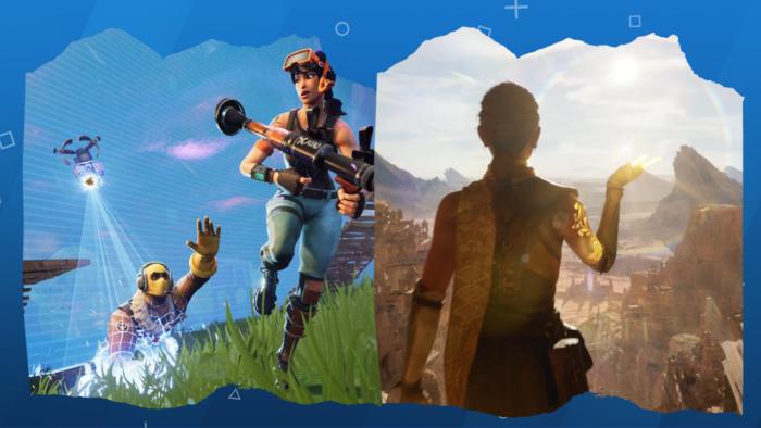 Sony y Epic Games