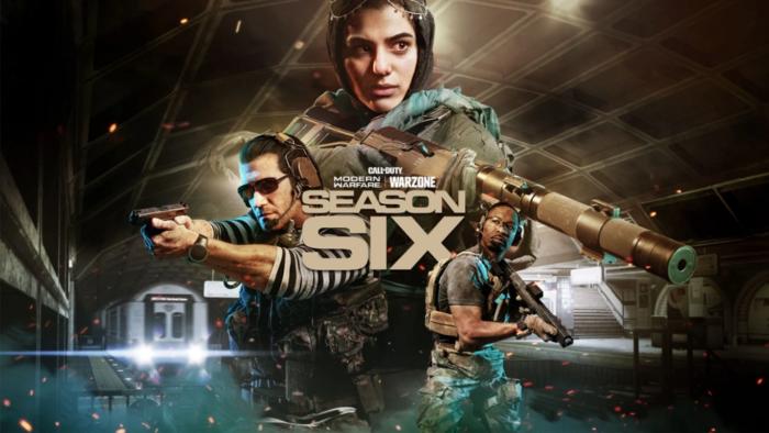 Temporada 6 Modern Warfare y Warzone