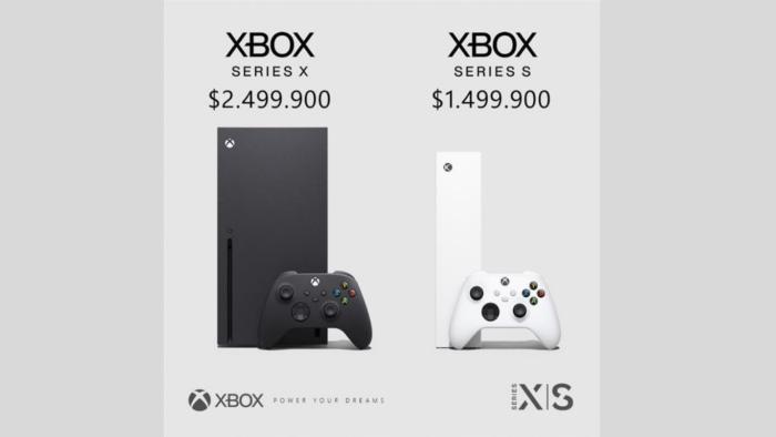 Xbox series s precio Colombia