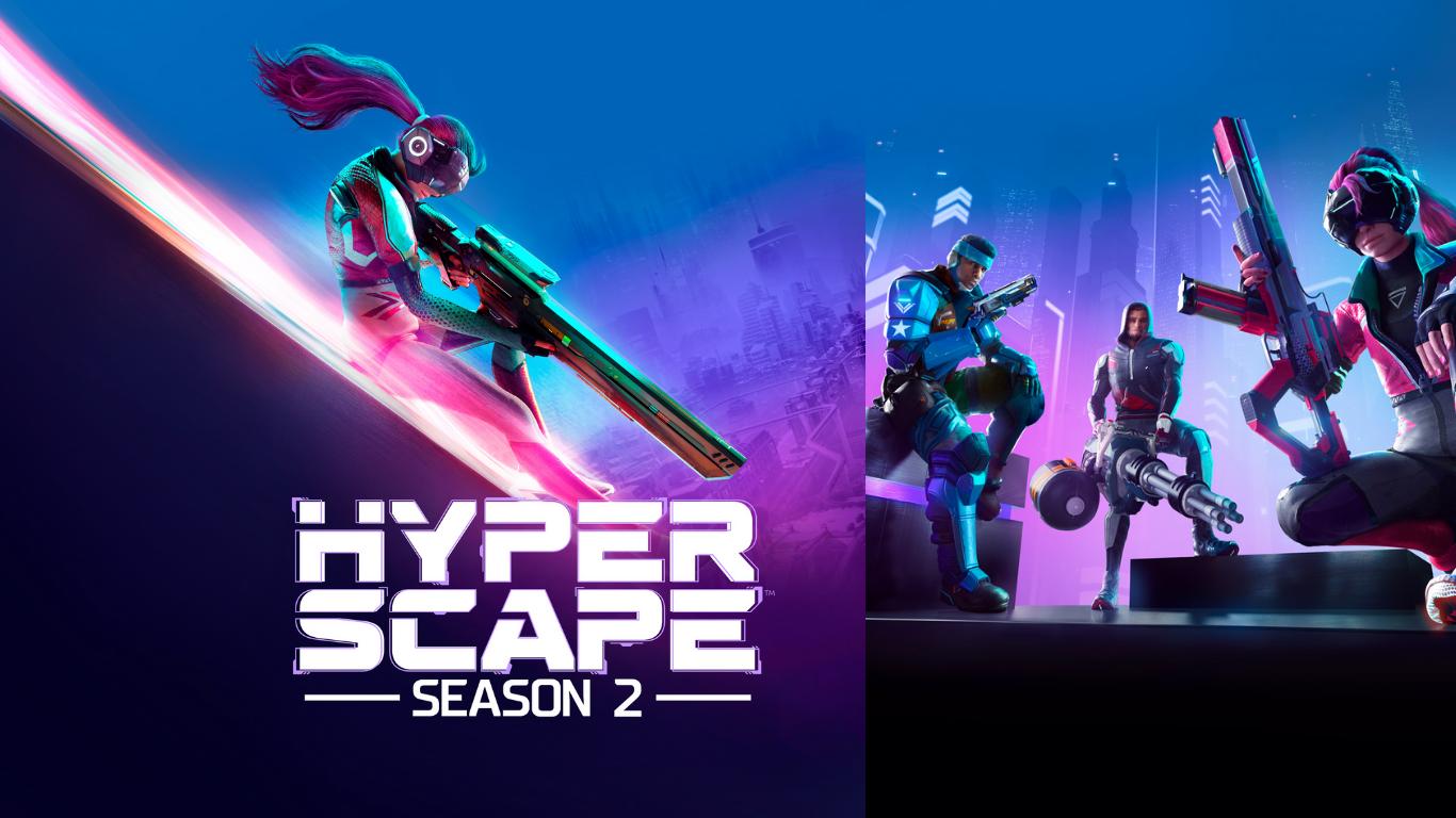 Hyper Scape temporada 2