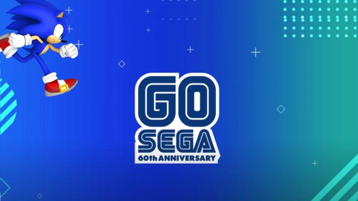 SEGA aniversario 60