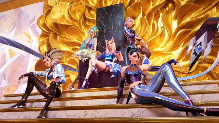 KDA League of Legends