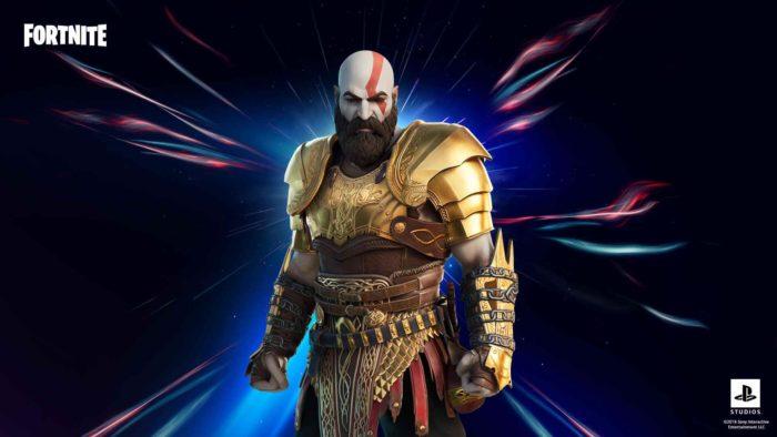 Armadaura Kratos Edicion PlayStation