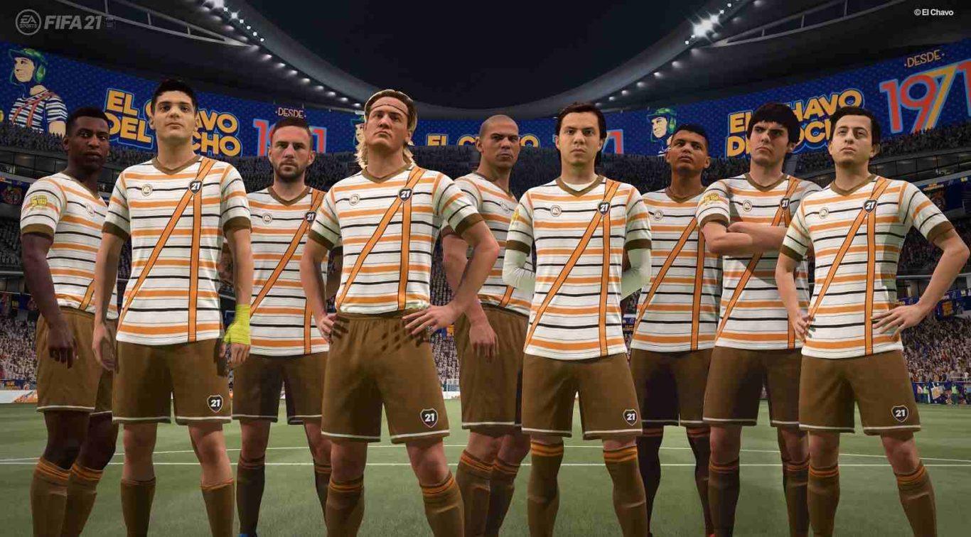 Chavo FIFA 21 Volk