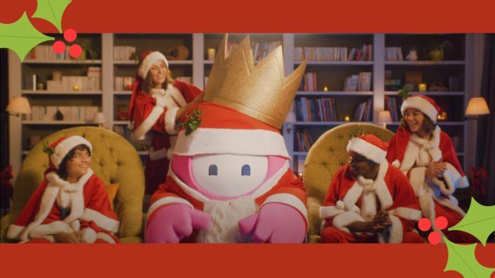 Fall Guys Navidad