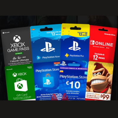 Gift Card Gamers