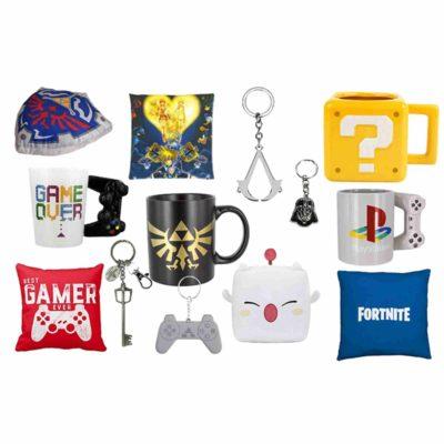 Merchandising gamer