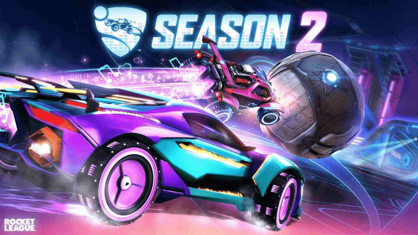 Rocket League Segunda temporada