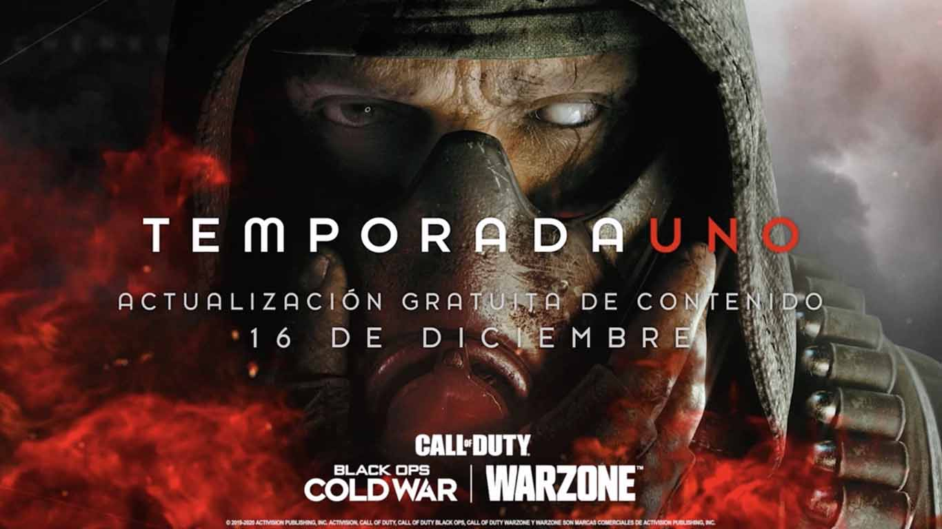 temporada 1 cod cold war volk