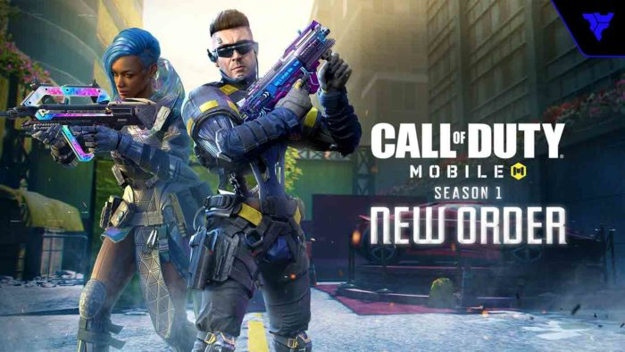 call of duty mobile new order