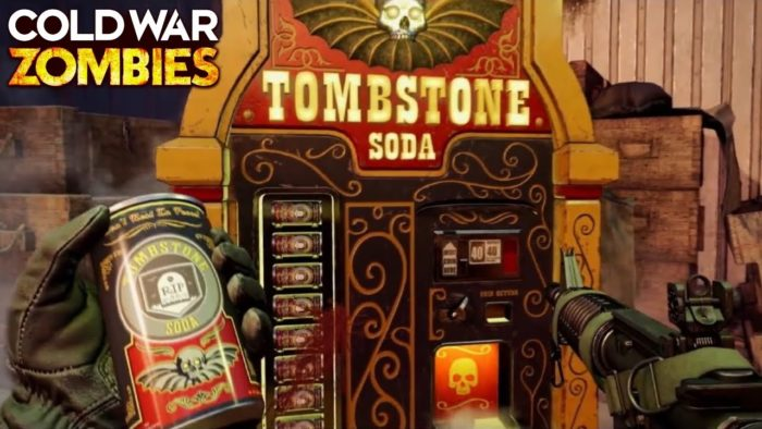 Soda Tombstone