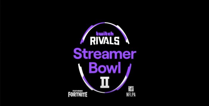 Twitch rivals streamer bowl II