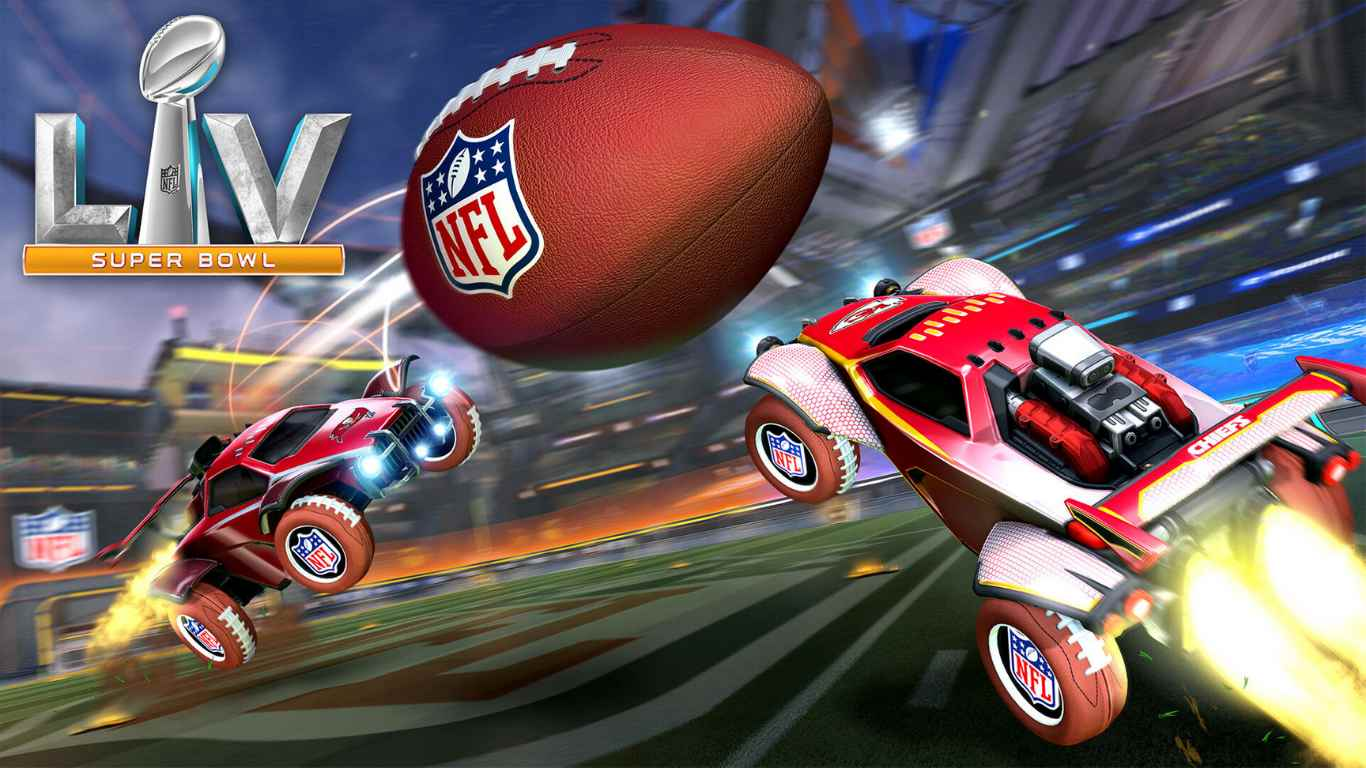 Rocket League Super Bowl