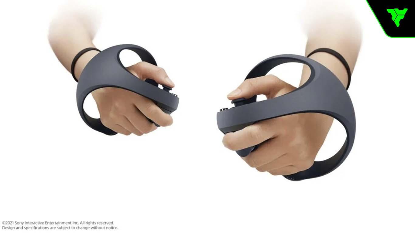 control inalámbrico VR PS5