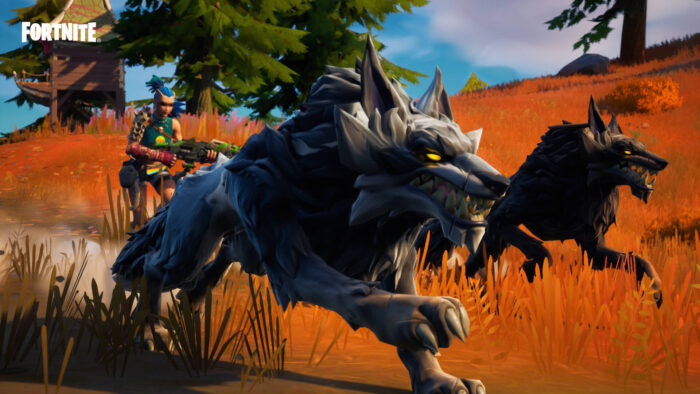 domar animales fortnite