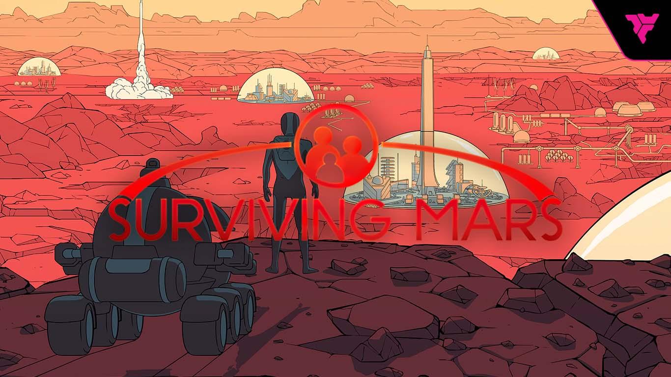 surviving mars gratis epic