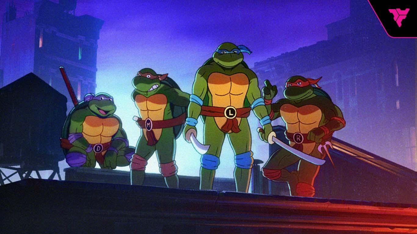 tortugas ninja videojuego