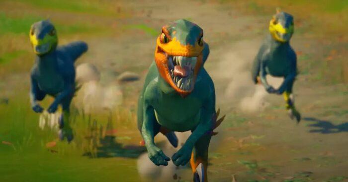 velociraptores-fortnite volk