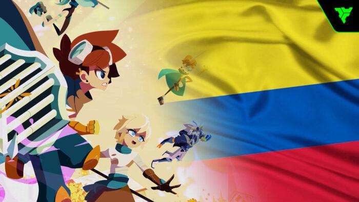 videojuegos colombia