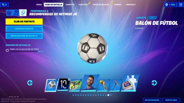 desafíos neymar volk games