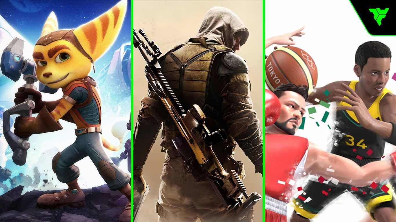lanzamiento de videojuegos en junio 2021 volk games