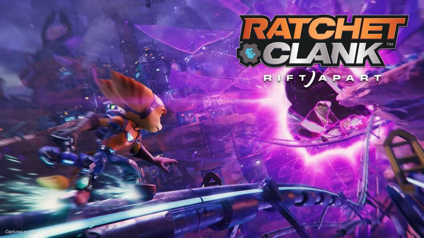 Ratchet and Clank Rift Apart reseña