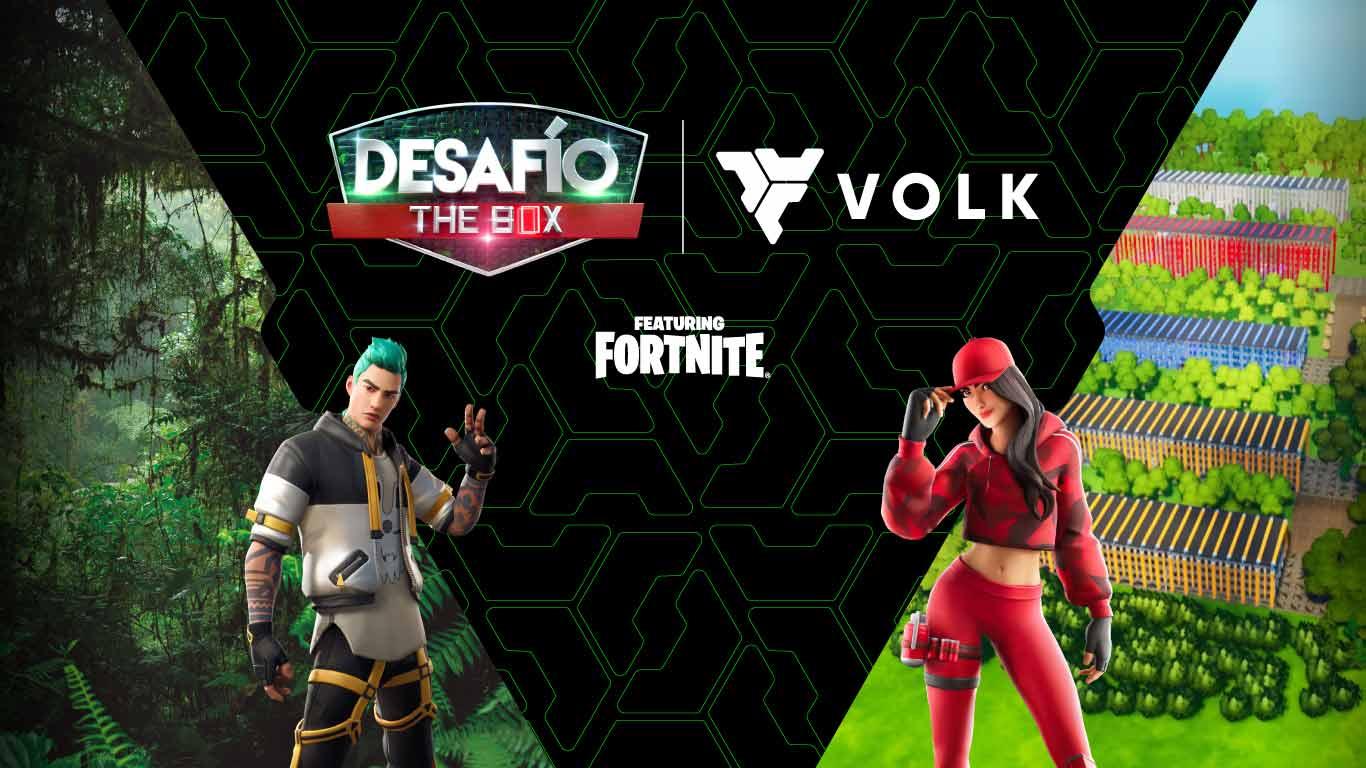 Desafío-The-Box-aterriza-en-Fortnite-gracias-a-Volk-games-torneo-esports-colombia