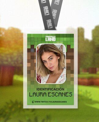 Laura Escanes Minecraft