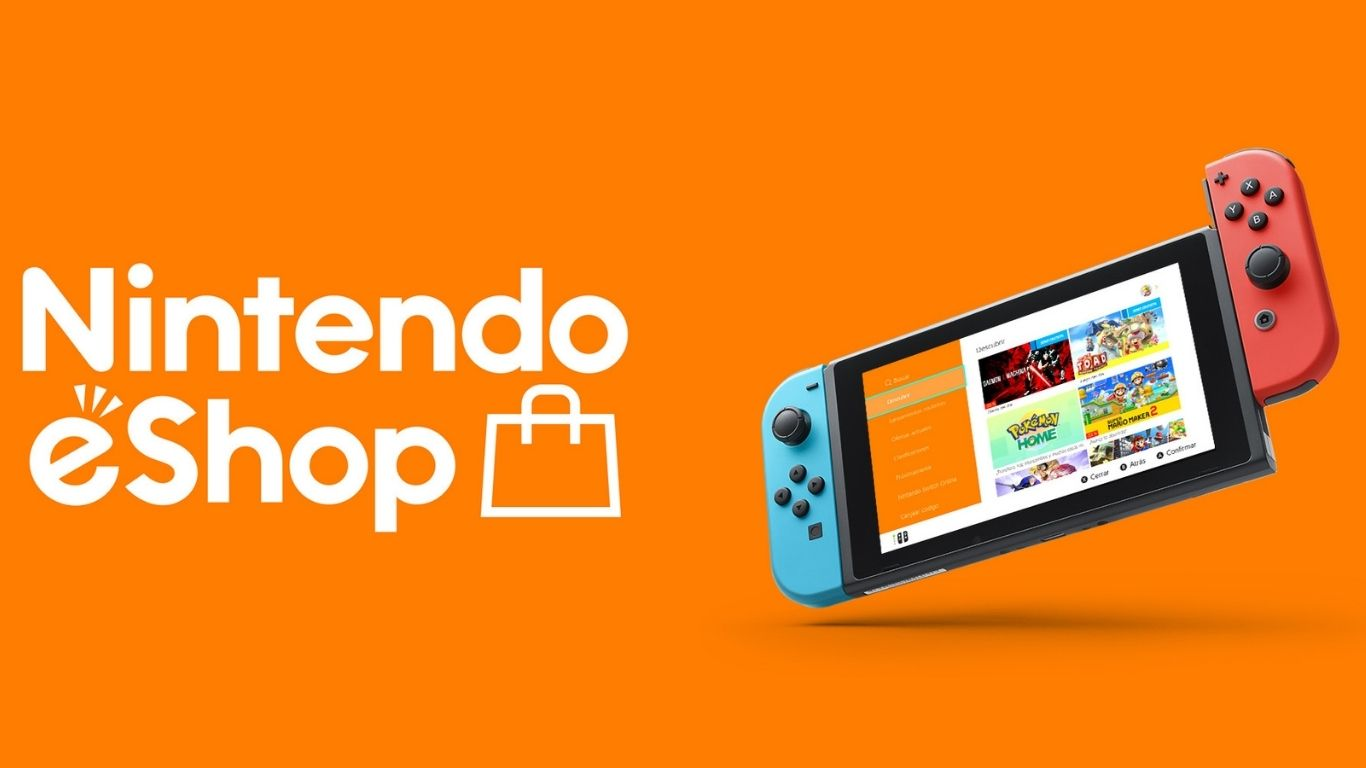 Nintendo eShop llega a Colombia