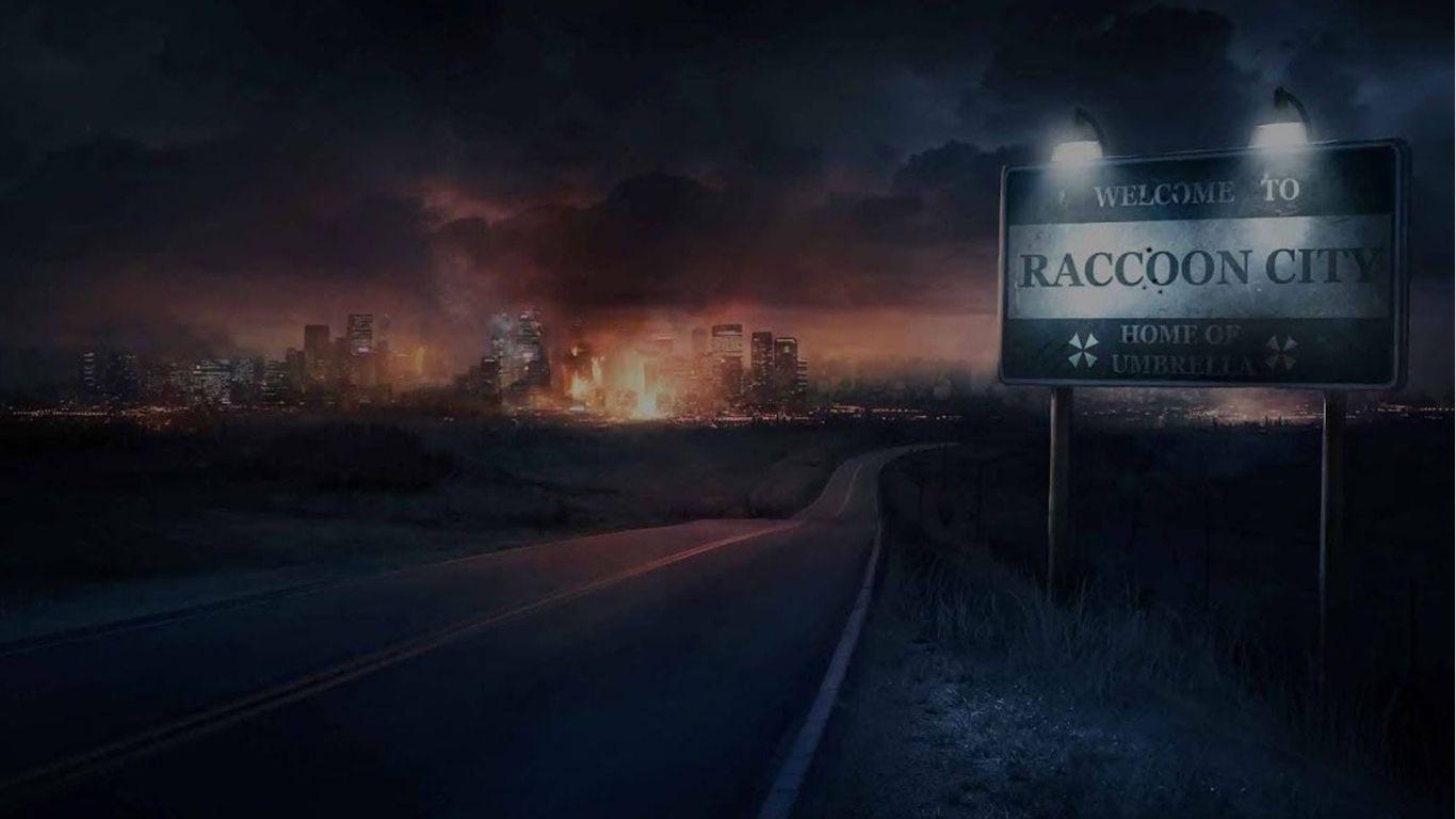 Residentevil Bienvenidos a Raccoon City