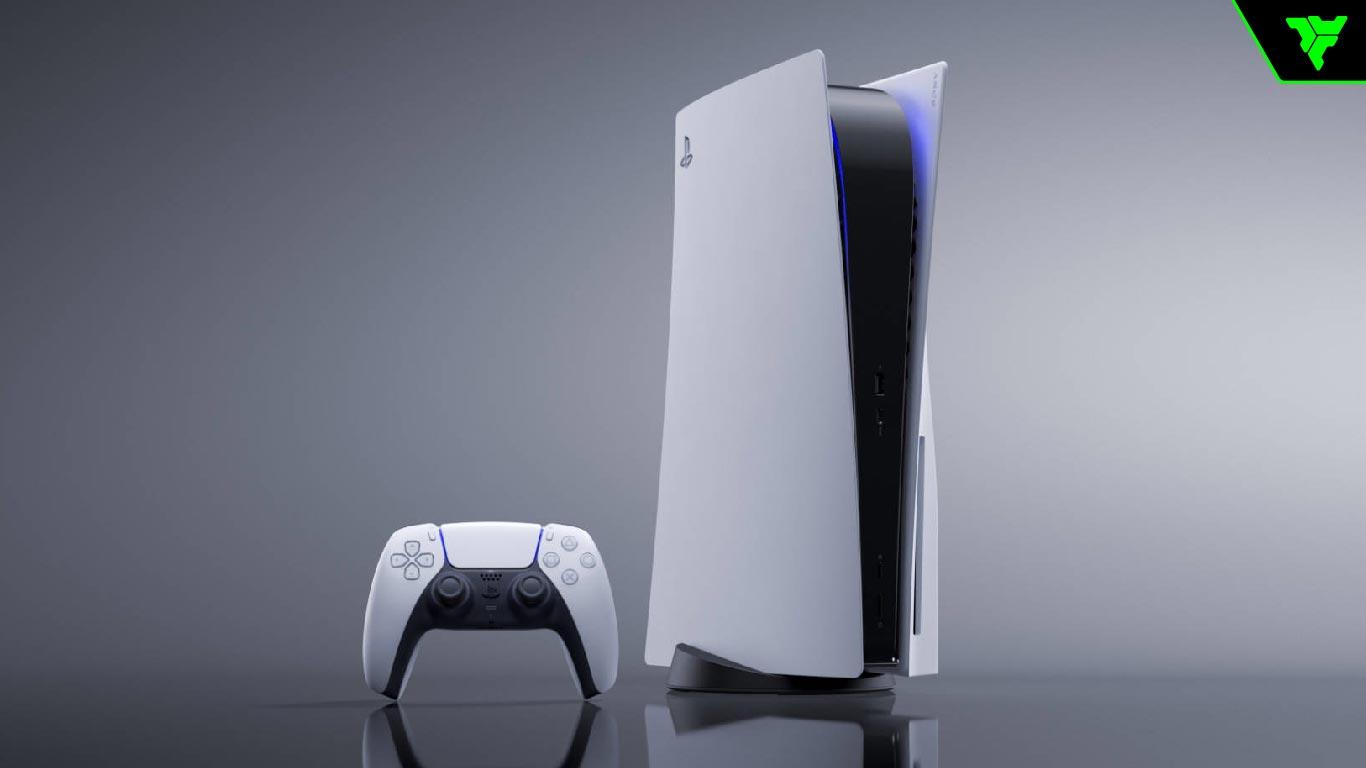 PS5-Actualización